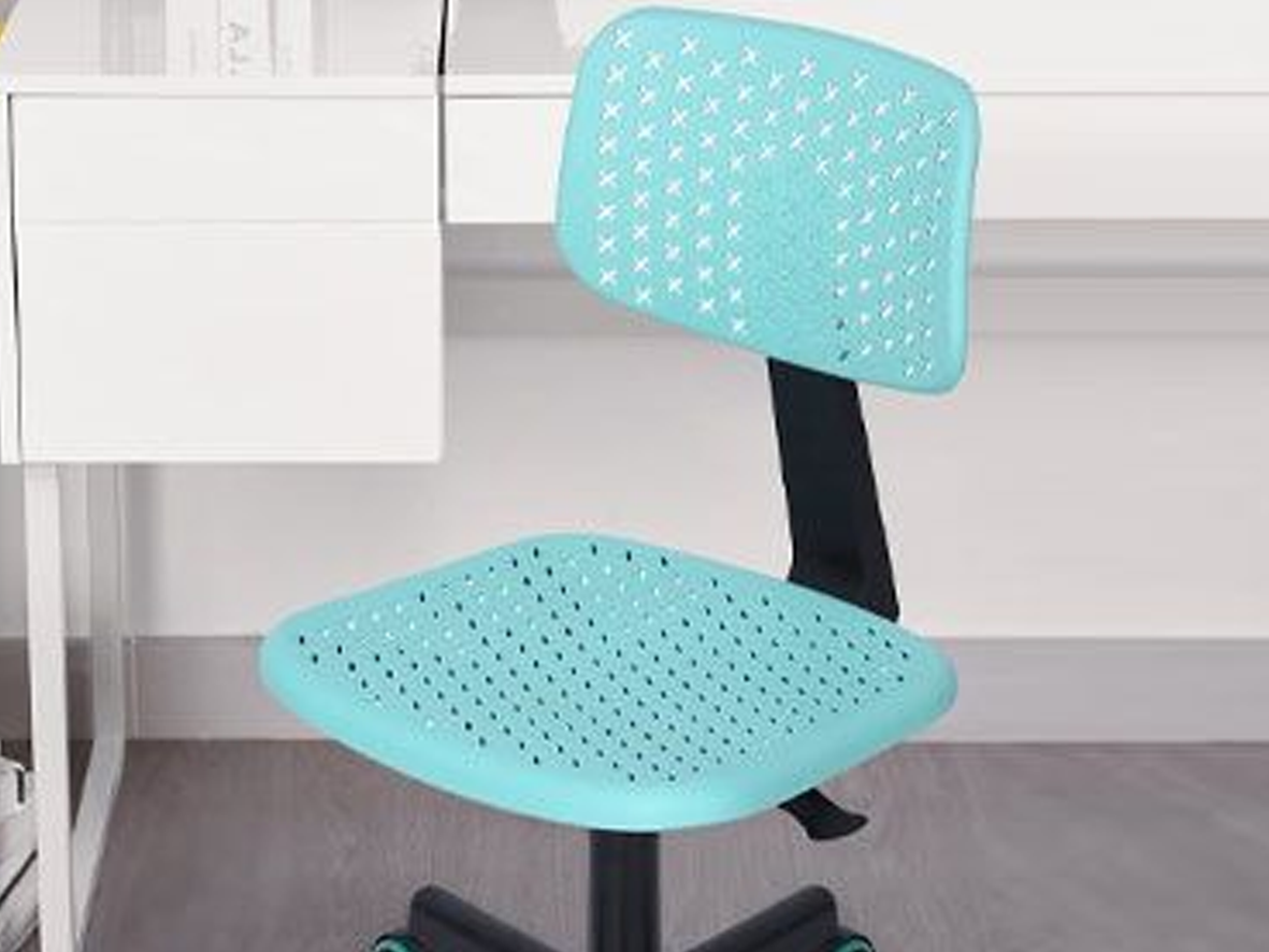 Armless office chairs (Typical spend: £50-150)