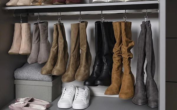 Sharps boot rack