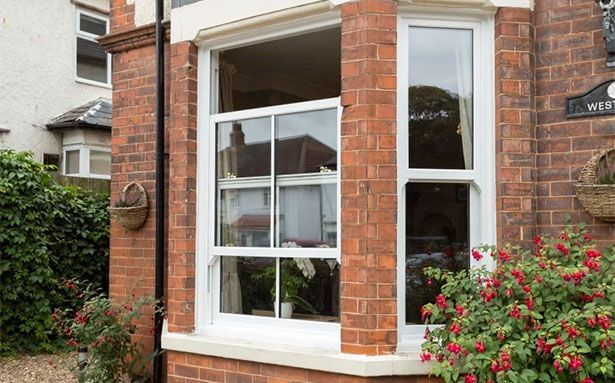Safestyle uPVC sash windows