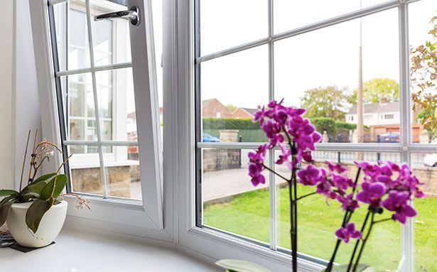 Safestyle tilt and turn casement windows