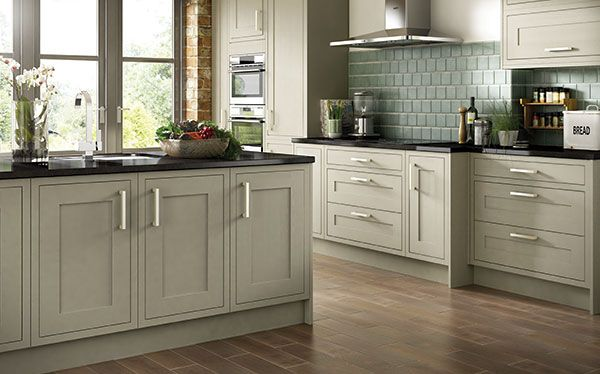 Benchmarx Borrowdale fitted kitchen