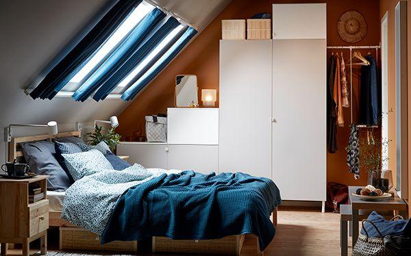 Ikea modular wardrobe system