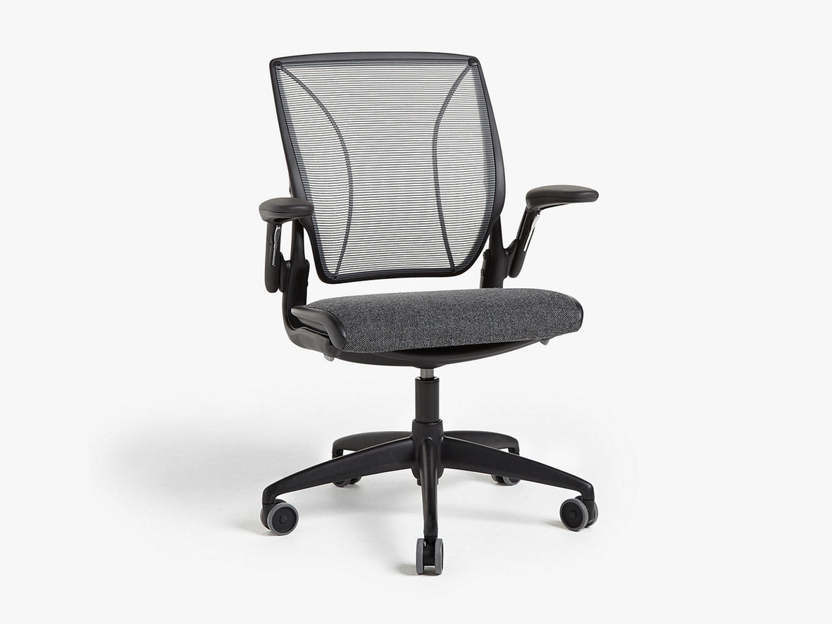 Humanscale Diffrient World Task Office Chair, John Lewis (£579)