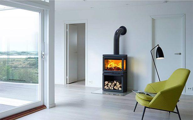 Jotul F 520 wood-burning stove
