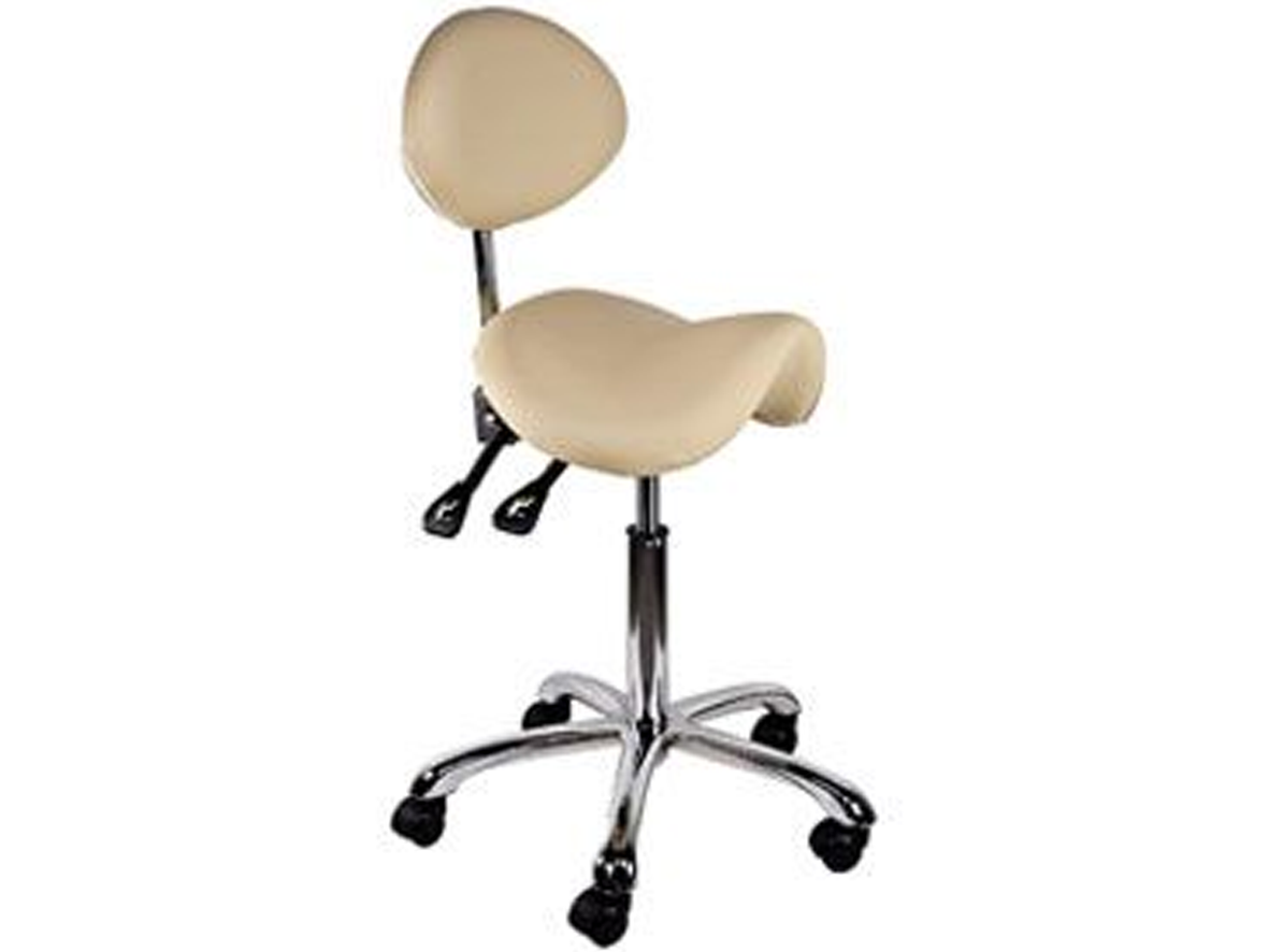 Saddle chairs (Typical spend: £50-100)