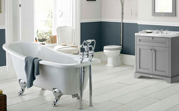 Homebase Balterley Traditional bathroom