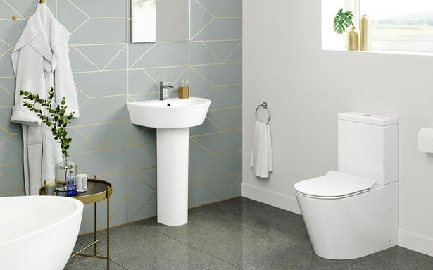 Soak Lyon II bathroom