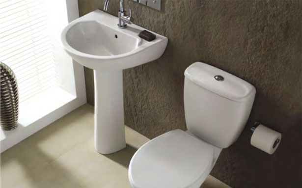 Twyford Option bathroom