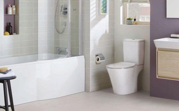 Ideal Standard Cube bathroom