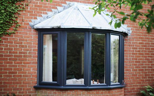 Anglian bay double glazed windows