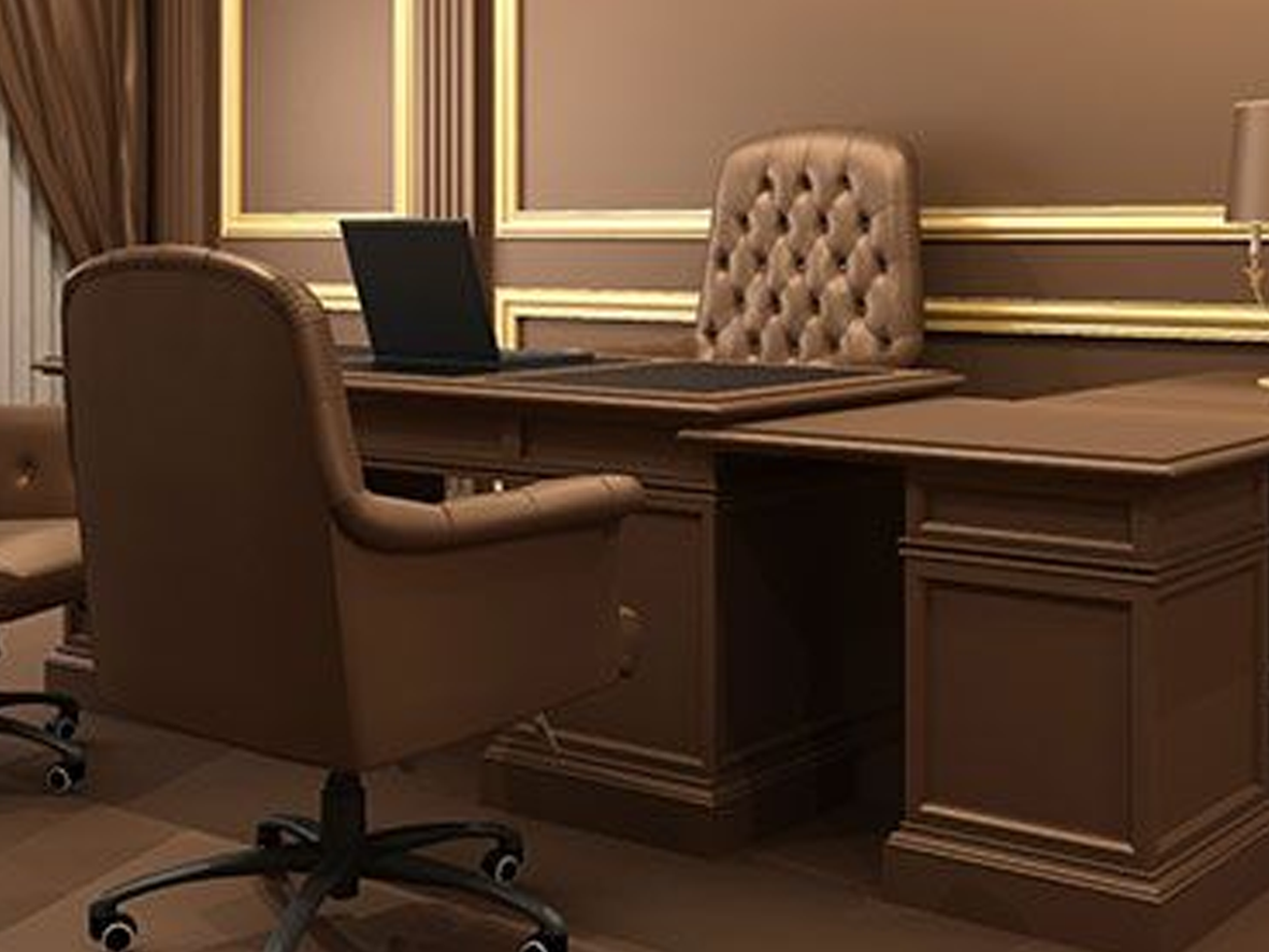 Executive office chairs (Typical spend: £100-200)