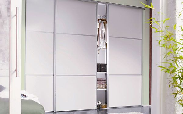 Homebase Linear sliding wardrobe