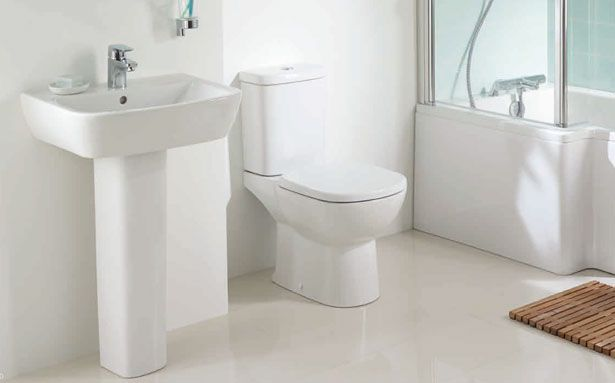 Ideal Standard Tempo bathroom