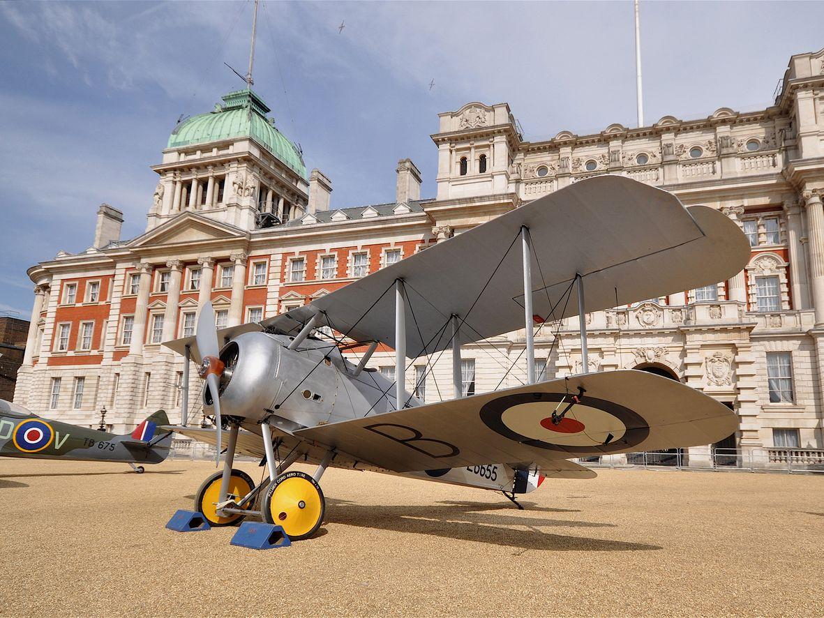 Royal Air Force (RAF) Museum London
