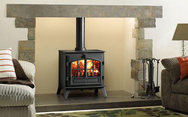 Stovax Riva Plus multi-fuel stove