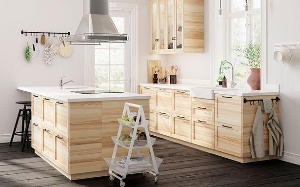 Ikea Torhamn kitchen