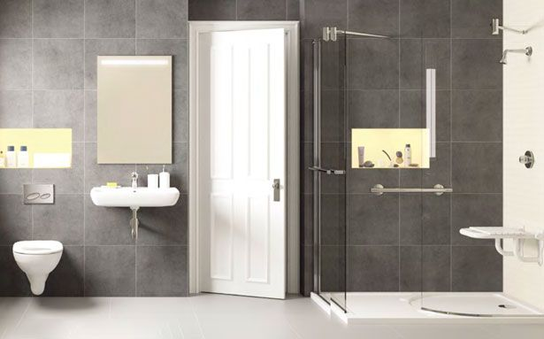 Twyford E100 Square bathroom
