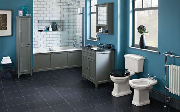 Bathstore Savoy bathroom
