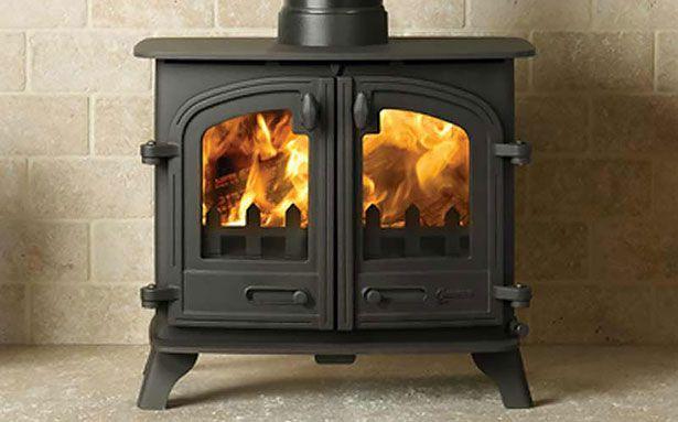 Yeoman Exe multi-fuel stove