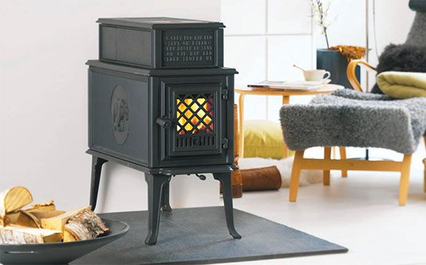 Jotul F 118 wood-burning stove