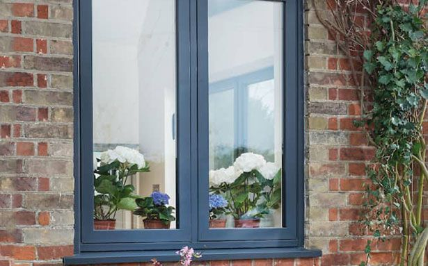 Everest flush casement windows