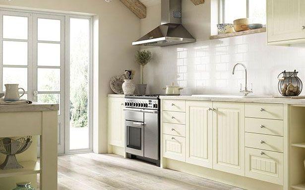 Wickes Oban Ivory kitchen