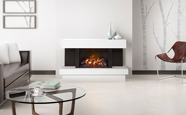 GALLERY ELECTRIC REALISTIC FLAME Dimplex - fire with a realistic flame effect