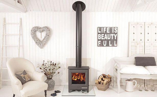 Woodwarm Phoenix Ecodesign multi-fuel stove
