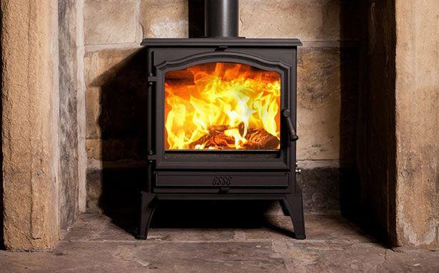 Esse 700E multi-fuel stove