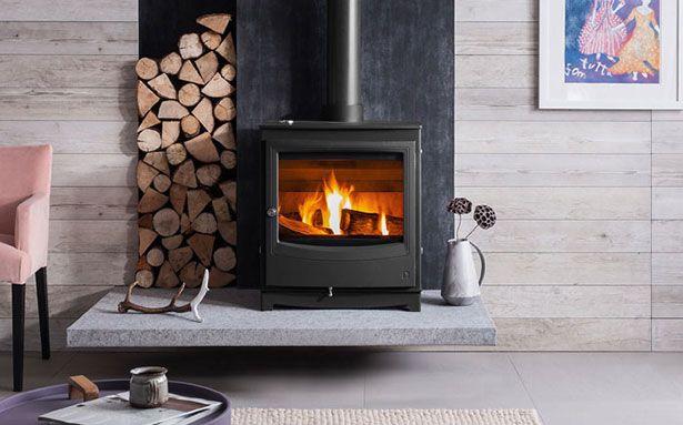 Arada Farringdon Catalyst Eco multi-fuel stove