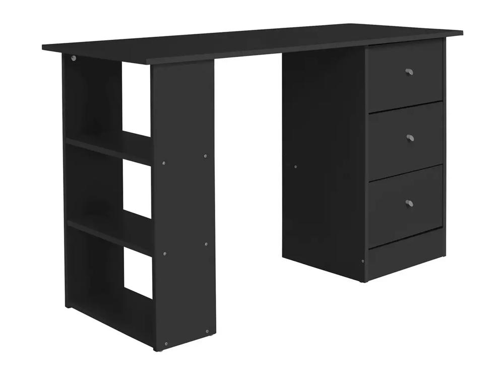 Home Malibu 3 Drawer Office Desk, Argos