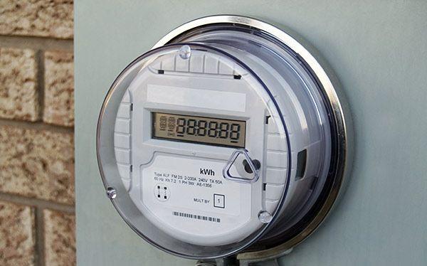 Electricity smart meter 2