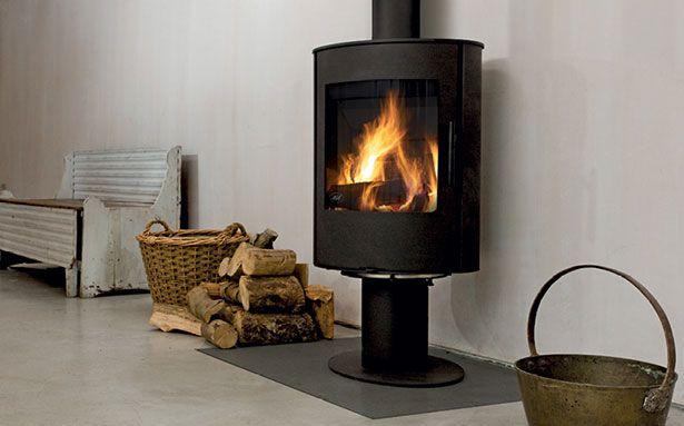 Aga Lawley wood-burning stove