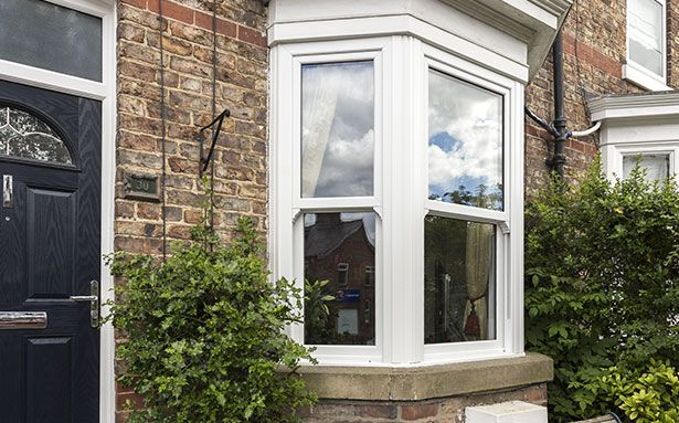 Safestyle uPVC sash double glazed windows