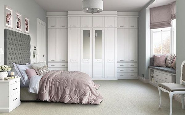 Hammonds Seton fitted wardrobe