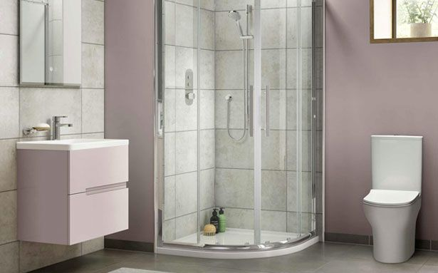 Homebase Balterley Ensuite bathroom