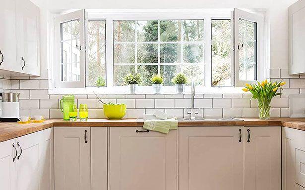 Casement double glazed windows