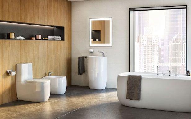 Roca Beyond bathroom