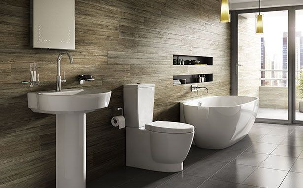 Travis Perkins Iflo Kamira bathroom