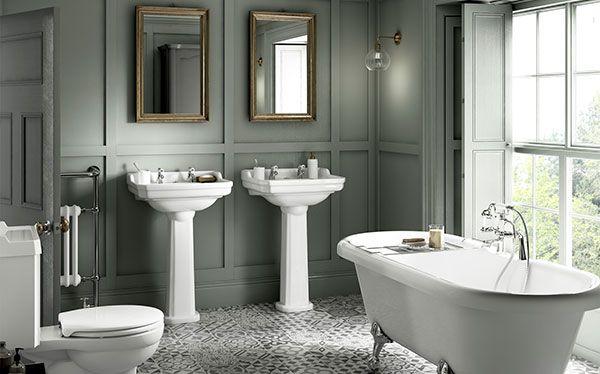 Wickes Hamilton bathroom