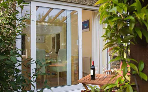 Everest patio doors