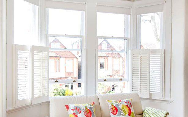 Sash double glazed windows