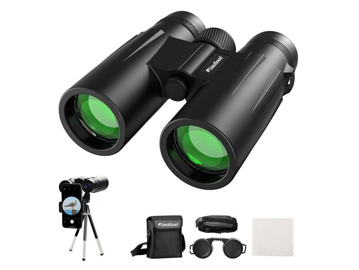 Usogood Highpower Binoculars for Bird Watching, Traveling and Hiking