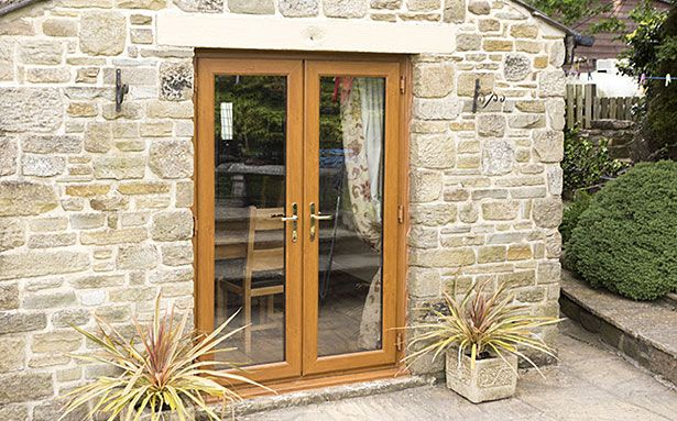 Safestyle French double glazed doors