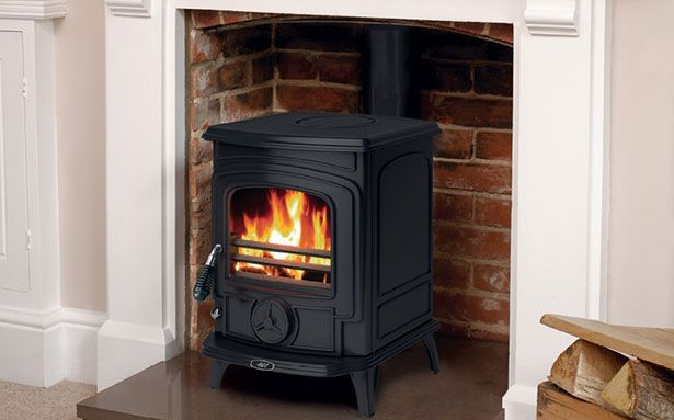 Aga Little Wenlock multi-fuel stove