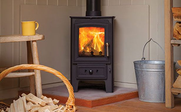 Arada Puffin multi-fuel stove