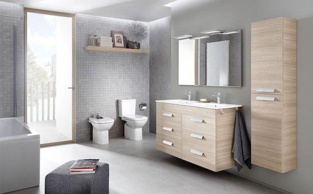 Roca Debba bathroom