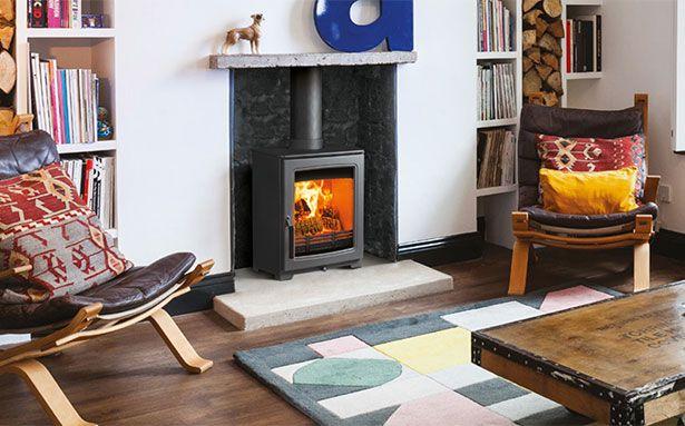 Hunter Parkray Aspect 5 Slimline wood-burning stove