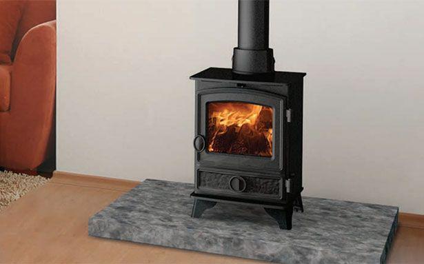 Hunter Hawk 3 wood-burning stove
