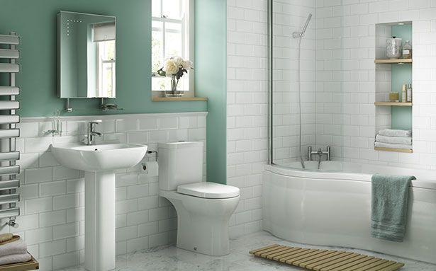 Travis Perkins Iflo Rhea bathroom